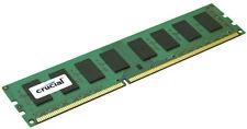 Crucial 8GB (1x8gb) 1866mhz DDR3 (ECC) memoria