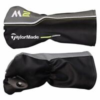 New 2017 TaylorMade M2 Fairway Wood Headcover Head Cover Black Grey Lime