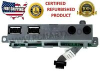 GENUINE Dell Optiplex 7010, 9010 USFF Front USB with CABLES 06236M 0XGRX6 0J511T