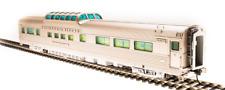 "Ho- California Zephyr -Cb&Q Vista Dome Car- ""Silver Lodge"" Broadway Limited"
