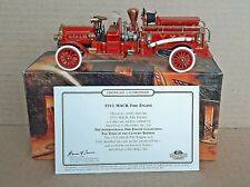 1998 MATCHBOX COLLECTIBLES YFE24-M 1911 MACK FIRE ENGINE