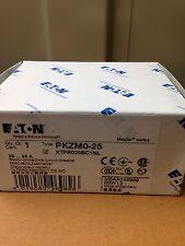 MOELLER PKZM0-25 *NEW* PKZMO PKZM0 25 PKZMO-25 PKZM025 PKZM025  Circuit Breaker