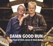 CHRIS/BAKER,STEVE CHRIS JONES-DAMN GOOD RUN-THE BEST OF C.JONES & S.BAKER CD NEU