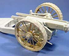 Resicast 1/35 Tractor Wheels British BL 8-inch Howitzer Mk.VI WWI (Roden) 352422