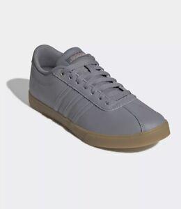 adidas Women Courtset Shoes Grey Size 7