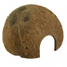 JBL Cocos Cava Size M 1/2 Coconut Shell As Cave for Aquariums and Terrariums