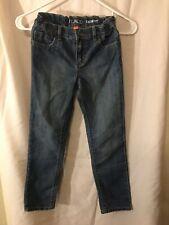 The Children's Place Boy's Skinny Leg Jeans Size 7 Dark Blue