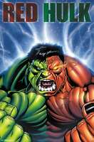 Marvel Comics - Red Hulk - Cover #30
