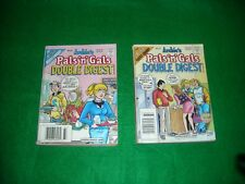 ARCHIE'S PALS N GALS #72 AND #84 DOUBLE DIGEST!! THE ARCHIE DIGEST LIBRARY!!!!