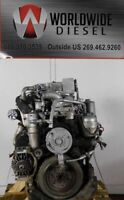 2005 Mercedes OM 906 LA Diesel Engine, 260HP, Good for Rebuild Only.