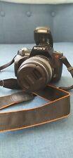 Sony Alpha DSLR A230 Camera - Black (Kit w/ DT 18-55mm Lens)