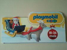 PLAYMOBIL - 1 2 3 Père Noël - 1er age -