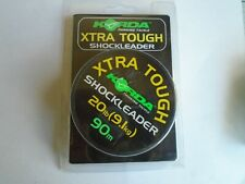 korda xtra tough shockleader