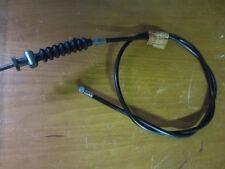 Kawasaki G3SSE, KH100 front brake cable, NOS