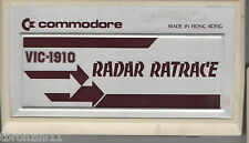 COMMODORE VIC-1910 - RADAR RATRACE - CARTRIDGE CARTUCCIA PER COMMODORE