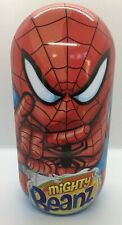 Mighty Beanz Spiderman Carry Multiple Marvel Super Heroes Nice Lot Of 21