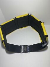 Seal Professional 5-Pocket Dive Weight Belt Yellow