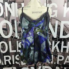 Simply Vera Vera Wang Intimates Silky Purple Gray Cami Top Size Large