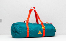 **RETRO NIKE ACG DUFFEL HOLDALL GYM BAG - GOOD CONDITION** BRIGHT COLOURED