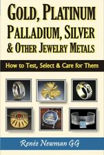 Gold, Platinum, Palladium, Silver & Other Jewelry Metals : How to Test, Selec...