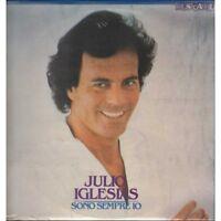 Julio Iglesias Lp Vinile Sono Sempre Io / Embassy  Ebm 21032 Sigillato