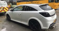 Vauxhall Astra H Vxr Sri Rear Window Louvres Show Stance Race Track