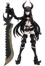 kb04c Max Factory Black Rock Shooter: Black Gold Saw Figma Action Figure
