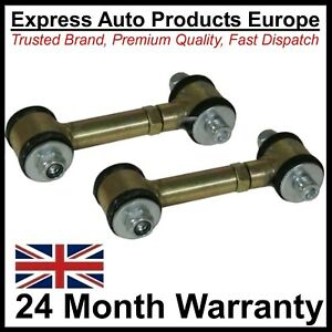 2 x Anti Roll Bar ADJUSTABLE Drop Links VW Golf Mk4 Bora New Beetle