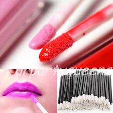 Einweg Make-up Lippe Eyeliner Pinsel Glanz Bürsten Applikator Kosmetik