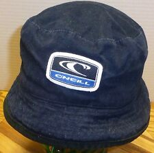 VERY NICE O'NEILL REVERSIBLE BLUE BUCKET HAT BOYS/GIRLS VERY GOOD CONDITION