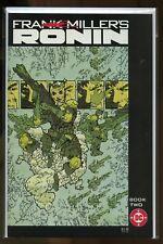 LOT C OF 4 COPIES FRANK MILLER'S RONIN #2 NEAR MINT 9.4 1983 DC COMICS
