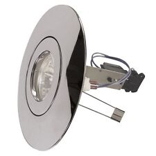 Ceiling Downlight Converter Kit Polished Chrome