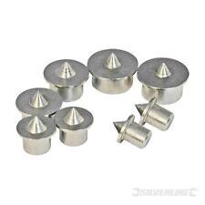 6 - 12 mm Marcadores para espigas, 8 pzas, carpintería 733252