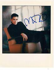 Mark Paul Gosselaar autograph 8x10 photo NYPD BLUE