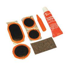 4 Piece Bicycle/Bike Tyre Puncture Repair Kit - Inner Tube Patching