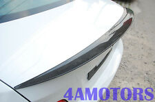 BMW E82 1M CARBON FIBER TRUNK LIP SPOILER 135i AF-0018