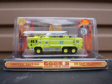 Code 3 Collectibles Philadelphia Fire Department Airport Crash Truck