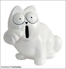 SIMON'S CAT Keramik Spardose (B-WARE,sieheText) HUNGRY Simons Katze Geschenkidee