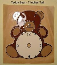 Plastic / Epoxy - Teddy Bear Clock Dial