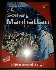 Scenery Manhattan by Aerosoft Expansion Pack for MS FS 2004 on PC DVD