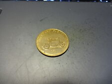 1911 Standard Electric Franklin Mint Antique Car Bronze Coin