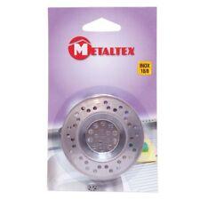 Metaltex 2047337 Crépines D'évier inox 7 cm