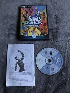 The Sims House Party Expansion Pack PC Game
