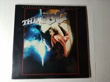 The Fog Laser Disc Widescreen Special Edition, Like NEW