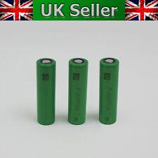 3 x GENUINE Sony US18650VTC5 2600mAh HIGH DRAIN 30A IMR Hybrid Batteries + CASES