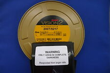 KODAK MOTION PICTURE 35MM x 25ft BULK FILM VISION 3 COLOUR NEG  5219 500T