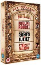 The Baz Luhrmann DVD Box-set Collection Nicole Kidman Moulin Rouge New & Sealed