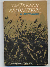 THE FRENCH REVOLUTION By A. Goodwin - 1966 Vintage PB