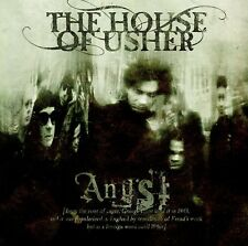 THE HOUSE OF USHER Angst CD 2009