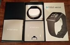 Fitbit Versa Health Fitness Smartwatch - Black